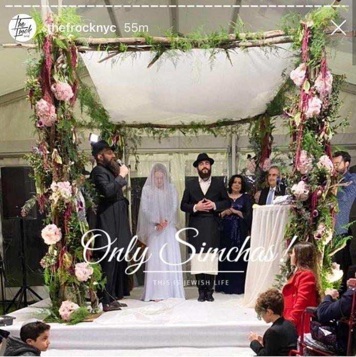 Wedding of Simi Polonsky and Yaniv Hoffman! #onlysimchas