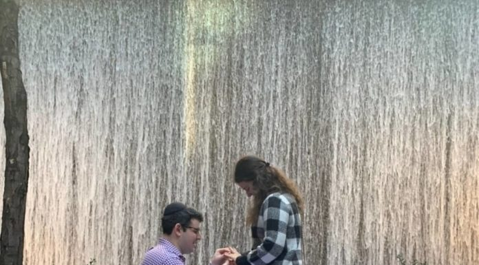 Engagement of Max Herszage (#Columbus #OH) and Gabi Silbiger (#StatenIsland)!! #onlysimchas