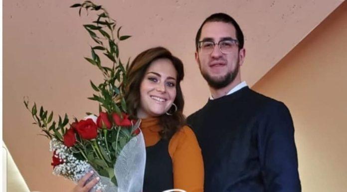 Engagement of Ovadia Rubinstein to Frumy Markowitz (#bp)!! #onlysimchas