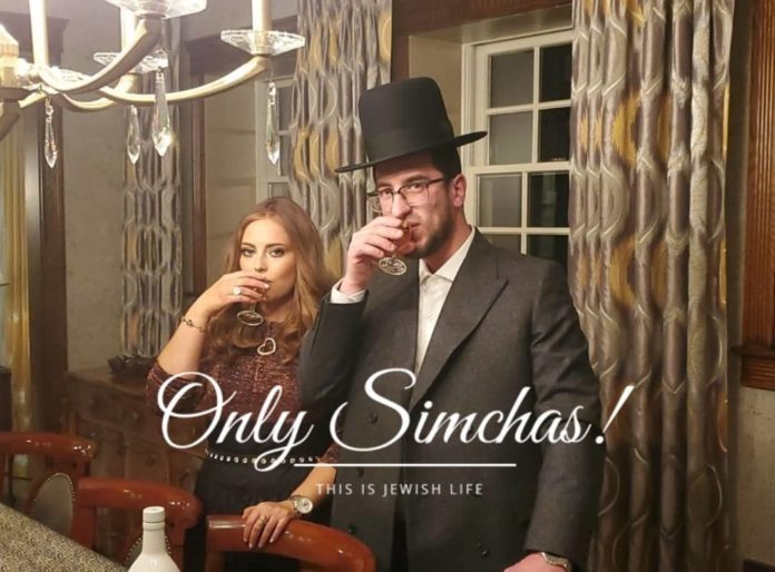 Vort of Ovadia Rubinstein and Frumy Markowitz (#bp)!! #onlysimchas