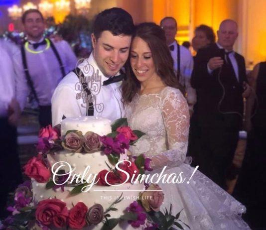 Wedding of Avidan and Estee Berman! (New Jersey) #onlysimchas