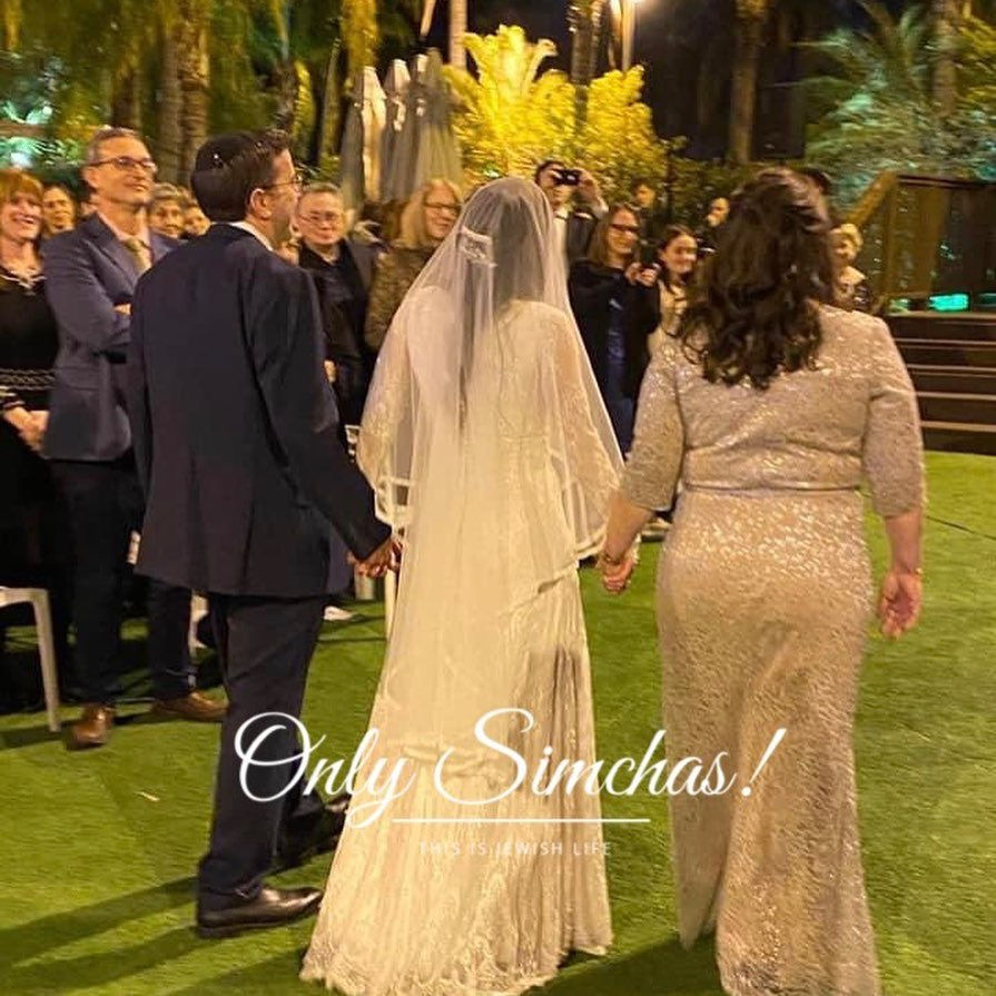 No words to describe our emotions as we escorted our daughter, Elisheva Paley, to the chuppa to begin her life with her love, Shikey. What a wonderful celebration with family and friends from near and far! Thank you all for sharing in our joy! #onlysimchas