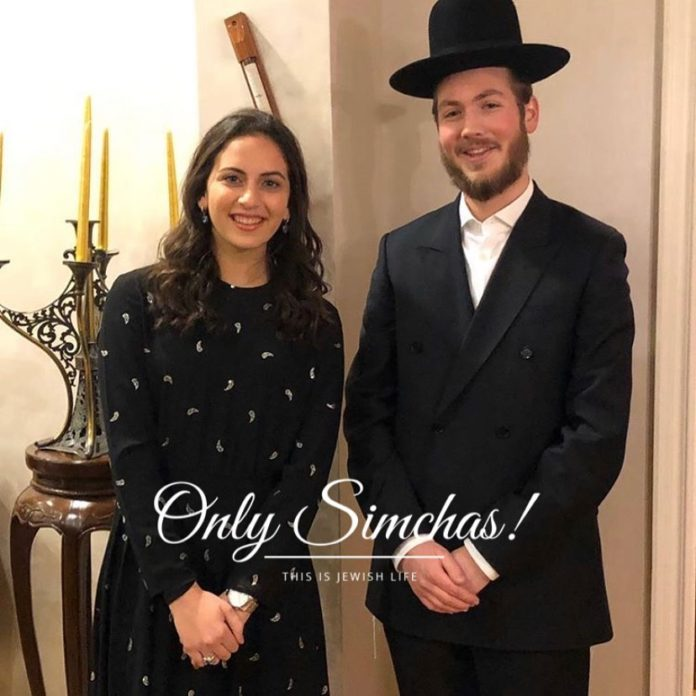 Engagement of Shulem Kraus and