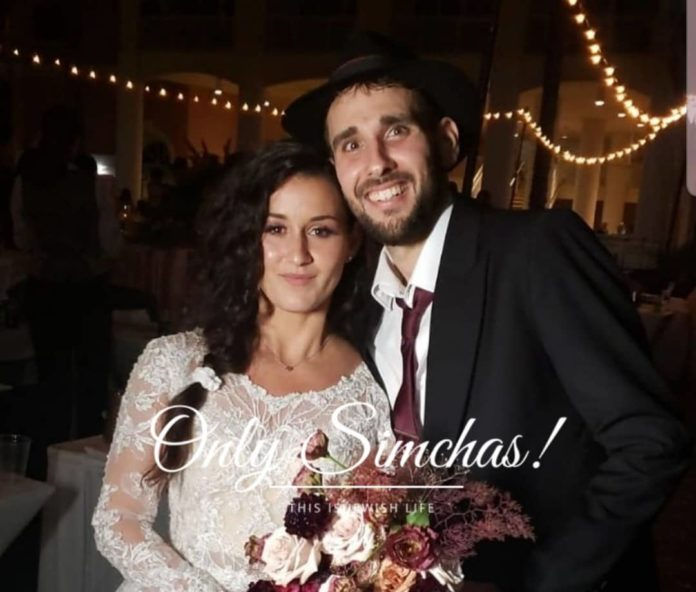 Wedding Of Chaim Levilev & Beina Ezagui!! #Onlysimchas