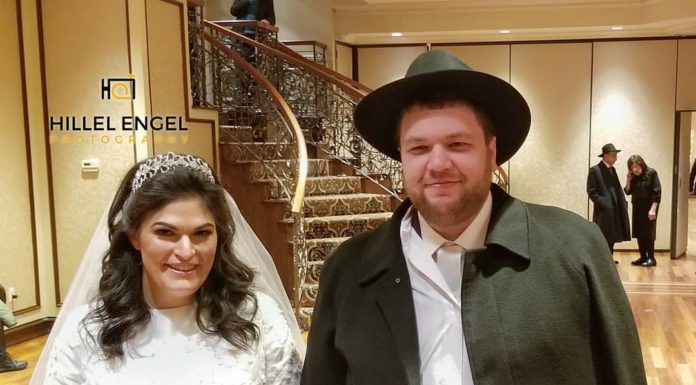 Wedding of Efraim and Zeldy Schnall (Both #BoroPark)!! #onlysimchas photo by @photosbyhe