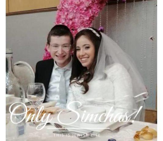 Wedding of Shaya and Perel Sinason (#Manchester)!! #onlysimchas
