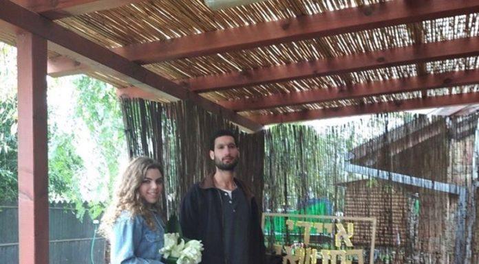 Engagement of Addy Nulman ( Gevat zeev) to Abraham david from (Bet chilkiya) #onlysimchas