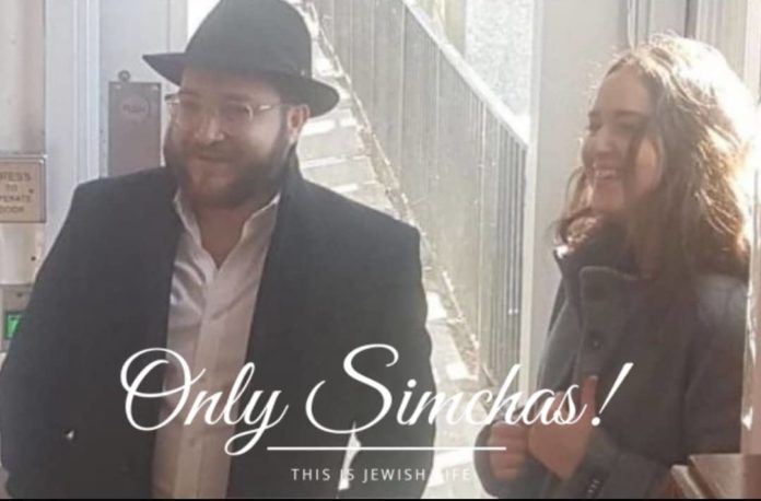 Engagement Of Mendy Lazar {#Montreal} & Mimmy Schaffer {#Monsey}!! #onlysimchas