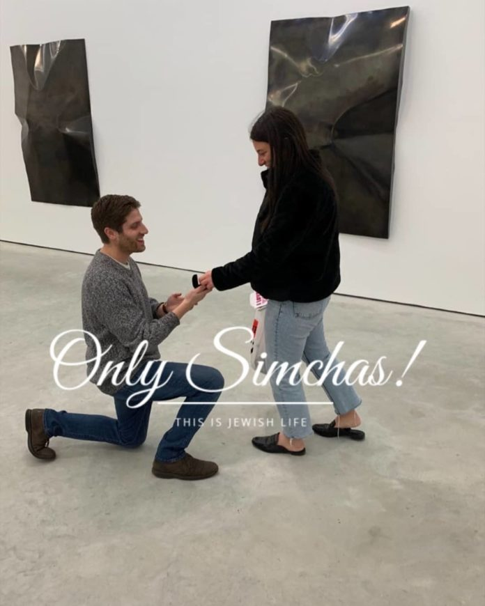 Engagement of Michelle Charnoff (#Woodmere) and Brian Polay (#Wayne, #nj)!! #onlysimchas
