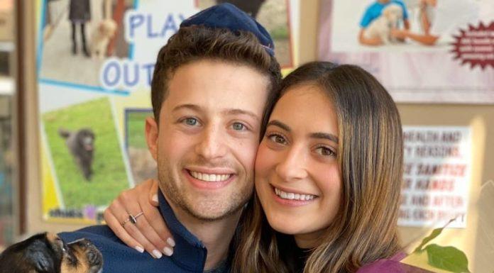 Engagement of Yakira Moskowitz (#EastBrunswick) and Eli Lauer (#Woodmere)!! #onlysimchas