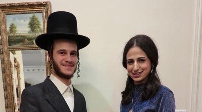 Engagement of Benzion Fixler (Williamsburg) and kallah Eisenbach (Williamsburg) #onlysimchas