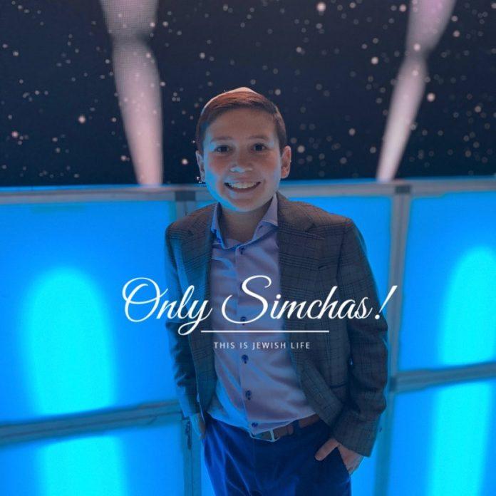 Mazel Tov to Josh Rothenberg on your Bar Mitzvah! #onlysimchas