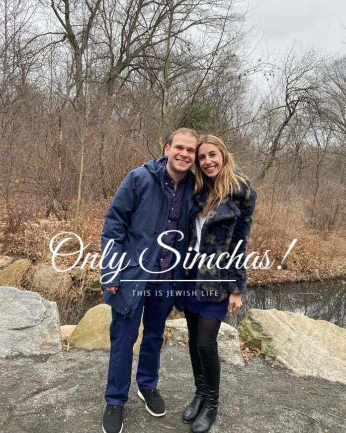 Engagement of Dovid Deutsch (#SilverSpring, #Maryland) to Amanda Komsky (#Woodmere, #NewYork)!! #onlysimchas