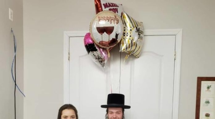 Engagement of Hershy Moskowitz (#bp) to Kallah Fasten (#bp)! #onlysimchas