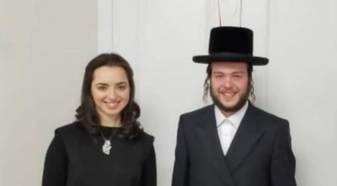 Engagement Of Hershy Moskowitz {#BP} & Kallah Fasten {#BP}!! #onlysimchas