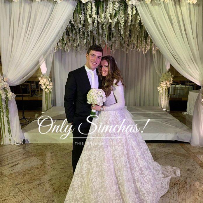 Mazel Tov to Daniella and Avi Buchinger on their wedding! #onlysimchas