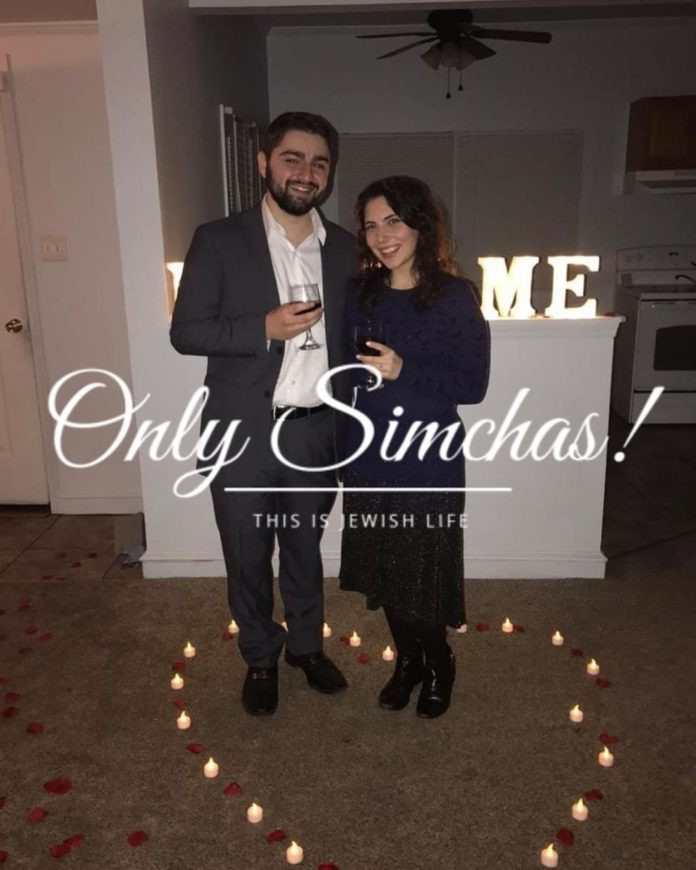 Engagement of Joey Jacobs (#Woodmere) and Malka Davidov (#Woodmere)!! #onlysimchas