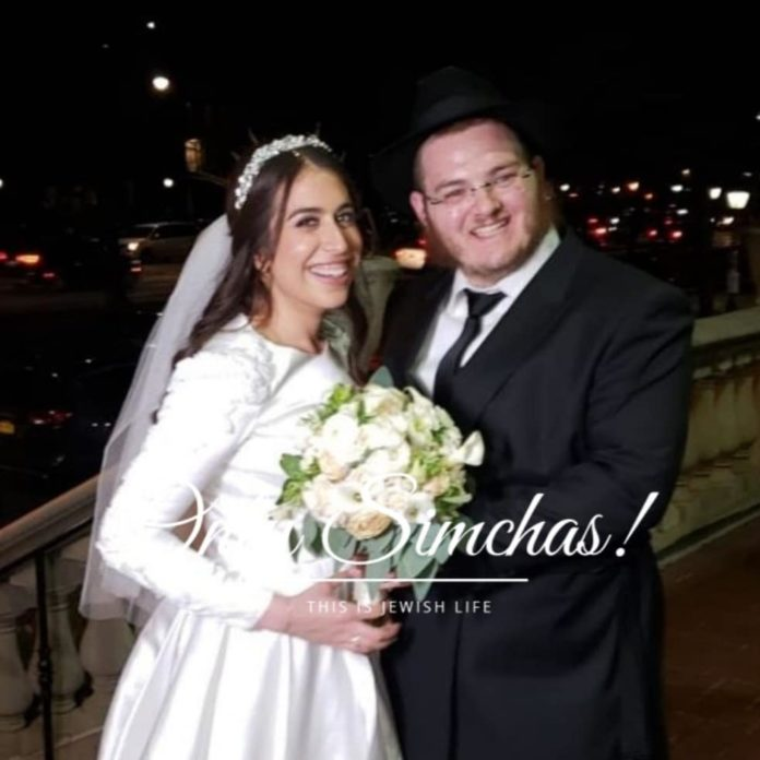 Wedding Of Levi Cunin {#CA} & Sheina Chinchoker {#Indiana}!! #onlysimchas