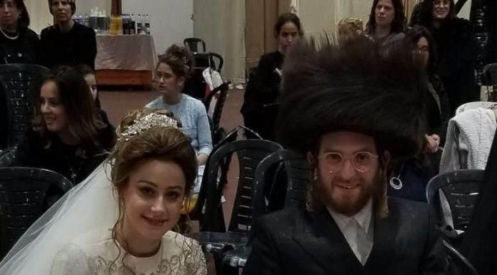 Wedding of Chaim Turner and Leah Deutch!! #onlysimchas