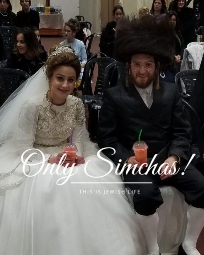 Wedding of Chaim Turner and Leah Deutch!! #onlysimchas