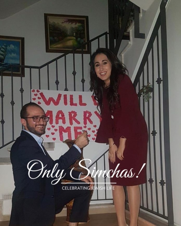 Engagement of Moshe aharonov (Israel Givat Shmuel) And Racheli Abraham (Ramat Beit Shemesh) #onlysimchas