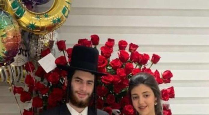 Engagement Of Ahron Shtuhl {#Monroe} & Kallah Greenfield {#BP}!! #onlysimchas