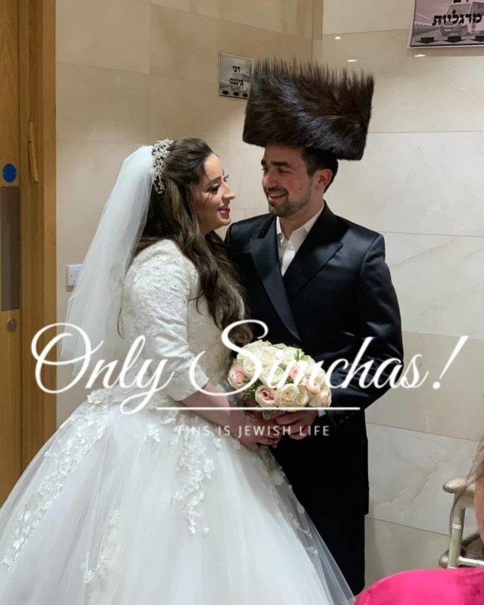 Wedding of Eli Bashvili and Miri Grausz!! #onlysimchas