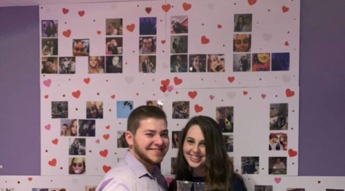 Engagement of Daniella Brown (#Brooklyn) & Noah Teper (#Brooklyn)!! #onlysimchas