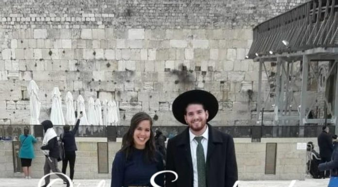 Engagement of Batya Faur (#Argentina) and Yosef Hallak (#Israel)!! #onlysimchas