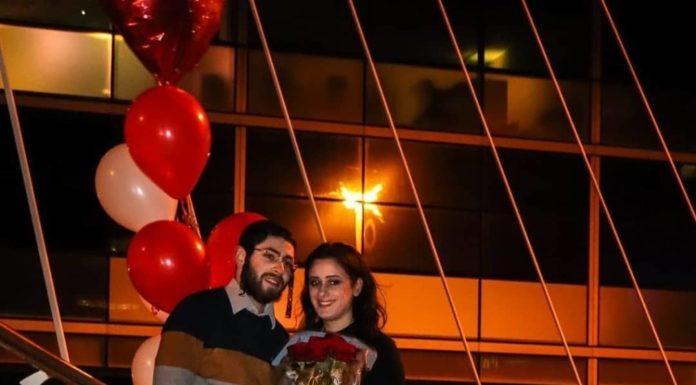Engagement of Dovid Elkubi to Reizy Ritvo (#Manchester)!! #onlysimchas