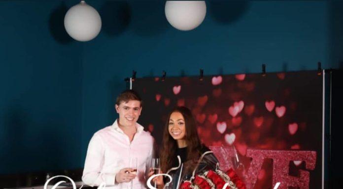 Engagement of Yidi Stern (bp) & Shiffy Kohn (bp)!! #onlysimchas
