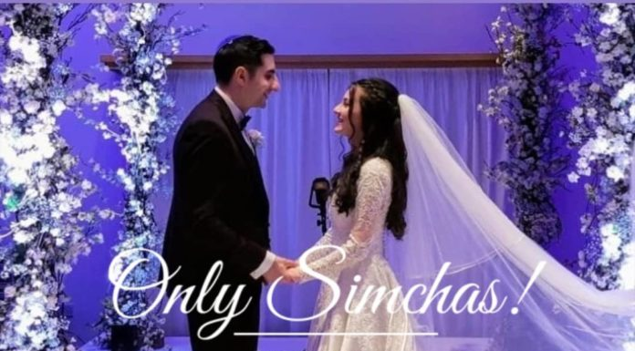 Wedding of Daniel Ragol-Levy and Naomi Sassoon (#London)!! #onlysimchas