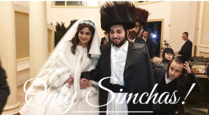 Wedding of Mendy & Chavi Stern (#Monsey)! #onlysimchas
