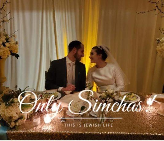 Wedding of Yossi and Basya Glatzer!! #onlysimchas