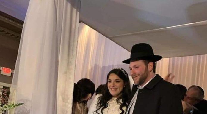 Wedding of Yehuda and Aliza Eisenbach (#Lakewood)!! #onlysimchas