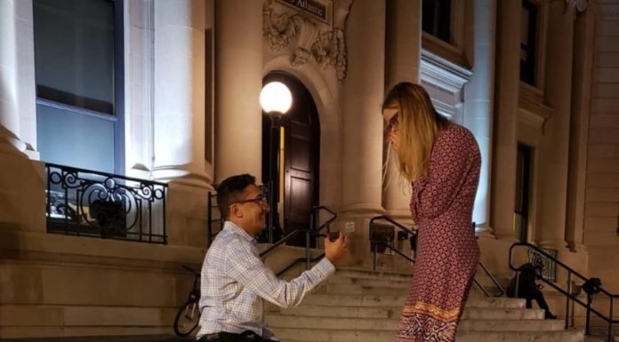 Engagement of Ezra Soleymani (#Chicago) and Zahava Roth (#Chicago)!! #onlysimchas