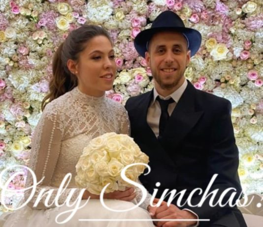 Wedding of Mendel Bensusan and Nuchi Goldberg (#London)!! #onlysimchas