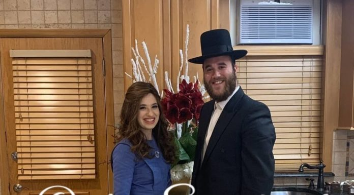 Engagement of Chosson Moishy and Sara Pessi Frankl (#BP)!! #onlysimchas