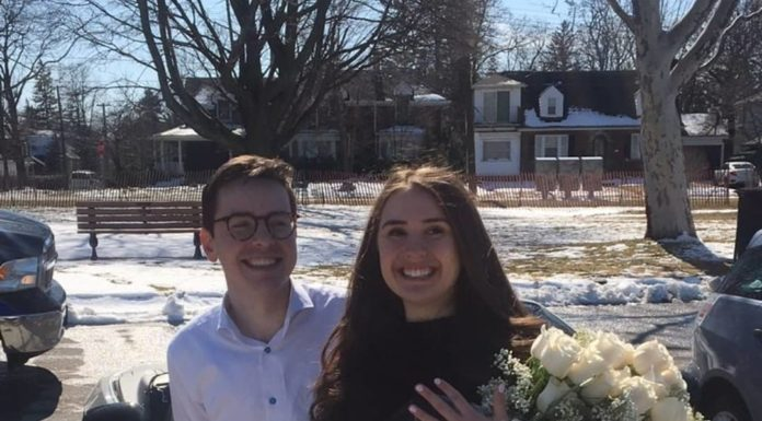 Engagement of Rivky Zians (#Hamilton #Ontario) and Yoni Stoll (#Toronto, #Ontario)!! #onlysimchas