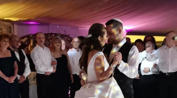 Wedding of Daniella Freeman and Jacob Moses!! #onlysimchas