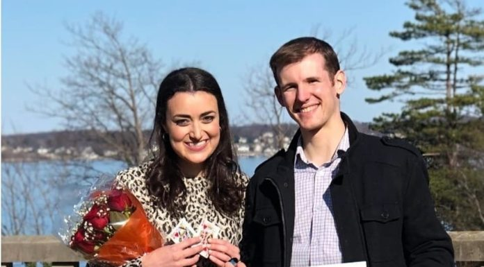 Engagement of Tova Kutner (#WestHempstead) and Sam Larson (#Massachusetts)!! #onlysimchas
