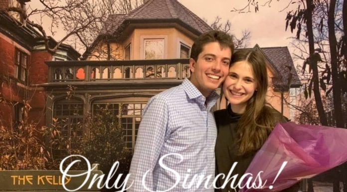 Engagement of Ariana Brody (#WhitePlains, #NY) and Jonathan Silverman (#NewYork, #NY)!! #onlysimchas