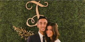 Engagement of Erica Soleimani and Gaby Kalaty!! #onlysimchas