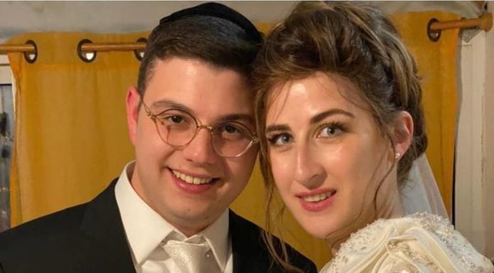 Wedding of Estie Zelesniak (#Switzerland) with Dovi Cohen (#Israel)!! #onlysimchas