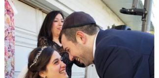 Wedding of Jamie Bernstein (#Woodmere) and Kenny Maxwell (#Brooklyn)!! #onlysimchas