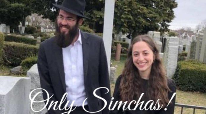 Engagement Of Menachem Farkash {#California} & Nechama Morozow {#CH}!! #onlysimchas