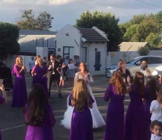 Wedding of Micaela Gruzin and Leigh Weinberg! #coronastyle #onlysimchas