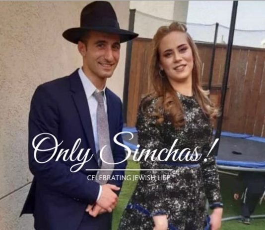 Engagement Of Yisroel Meir Abitbol & Malky Cohen! #onlysimchas
