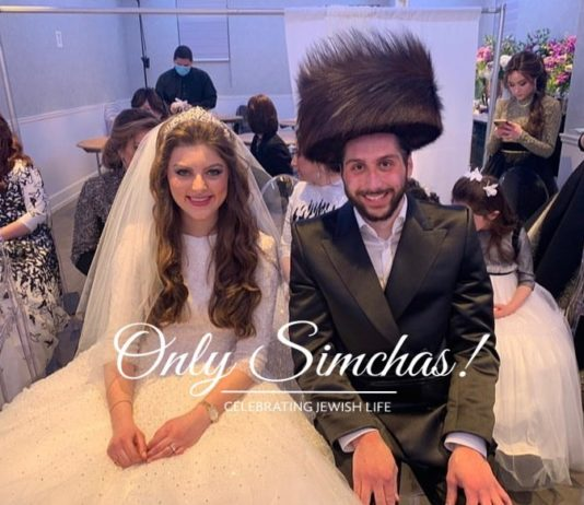 Wedding of Yanky and Kreindy Bernath! #onlysimchas
