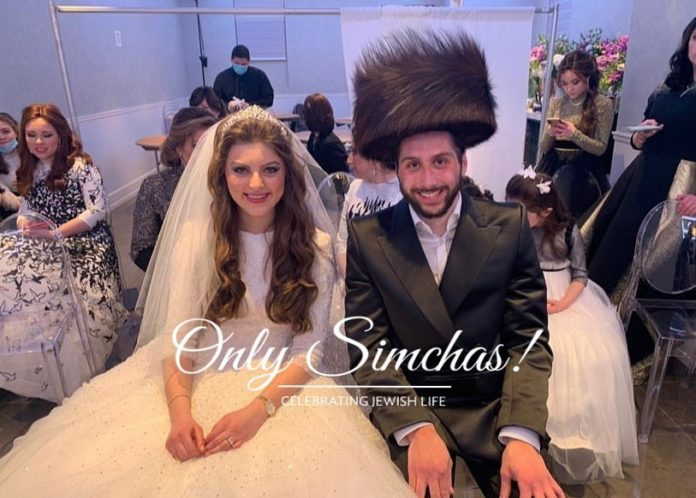 Wedding of Yanky and Kreindy Bernath! #onlysimchas